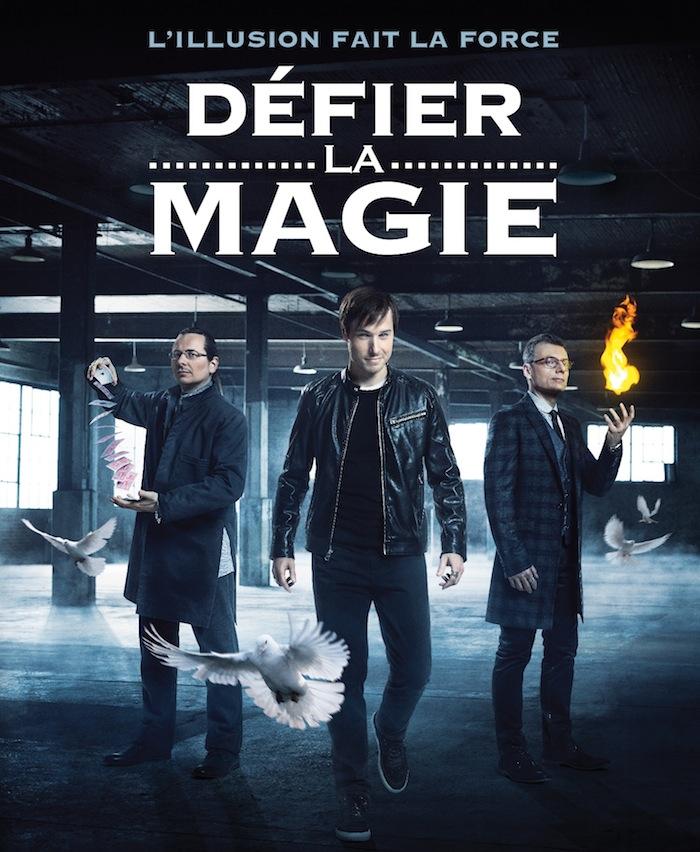 Défier la magie S1 E5 corrigé   + 3 ajouts spectacles VFQ